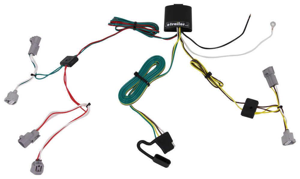 2016 toyota tacoma custom fit vehicle wiring tekonsha
