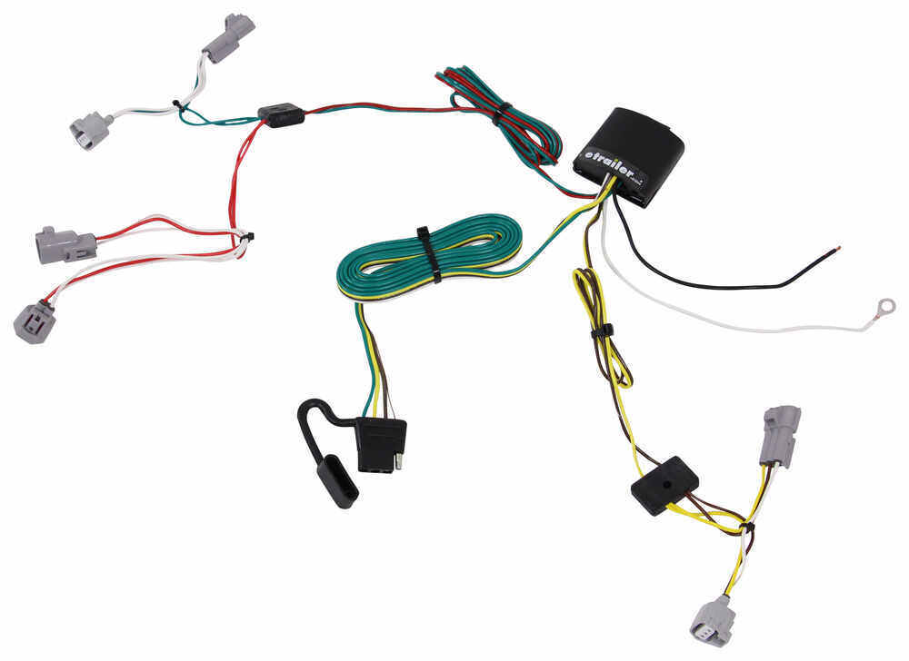 2017 toyota tacoma custom fit vehicle wiring tekonsha
