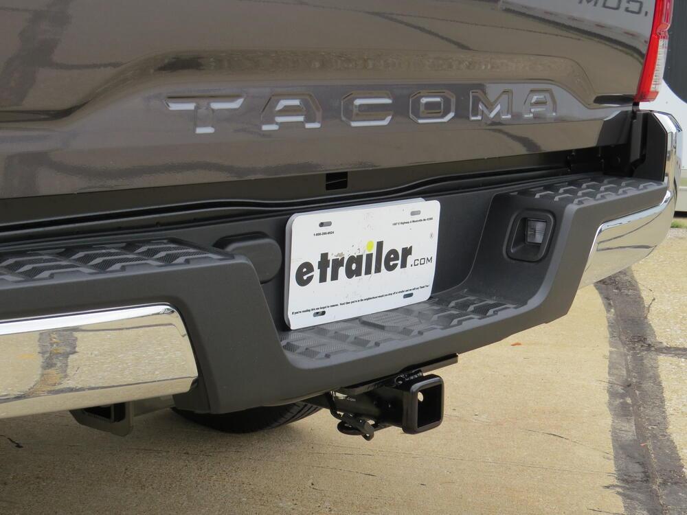 2016 Toyota Tacoma Custom Fit Vehicle Wiring