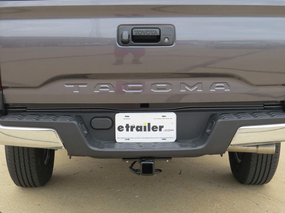 2017 Toyota Tacoma Custom Fit Vehicle Wiring