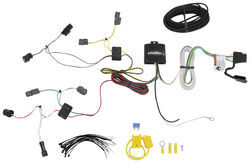 honda civic trailer wiring harness