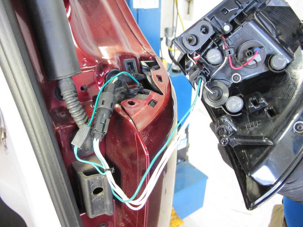 2017 chrysler pacifica custom fit vehicle wiring tekonsha  chrysler pacifica parts partsgeek com