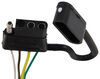 Tekonsha 4 Flat Custom Fit Vehicle Wiring - 118712