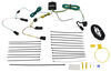 Custom Fit Vehicle Wiring 118712 - 4 Flat - Tekonsha