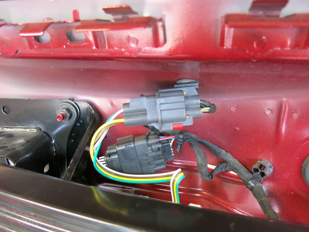 Gmc Savana 3500 >> 2017 GMC Acadia T-One Vehicle Wiring Harness for Factory ...