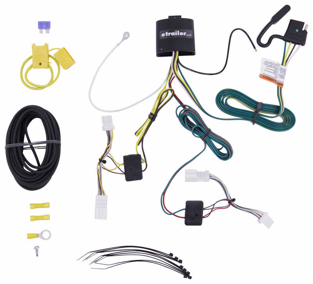 2016 honda civic t one vehicle wiring harness with 4 pole. Black Bedroom Furniture Sets. Home Design Ideas