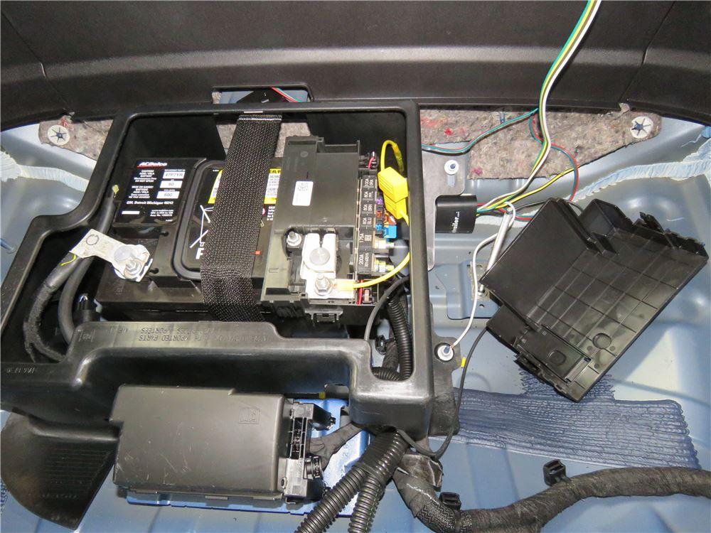 2017 Chevrolet Volt Custom Fit Vehicle Wiring