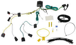 tekonsha t one vehicle wiring harness installation 2017 jeep grand rh etrailer com t-one vehicle wiring harness with 4 pole trailer connector t-one vehicle wiring harness with 4 pole trailer connector