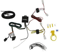 2019 Kia Niro Trailer Wiring | etrailer.com  Flat Trailer Wiring Harness Cover on 4 flat connector, 4 point wiring harness, toyota sequoia 2001 2007 towing harness, 7 flat wiring harness, 3 flat wiring harness, molded connector 6-way trailer harness, 4 flat mounting bracket, 4 flat wiring adapter, 4 flat engine, 4 flat tires,