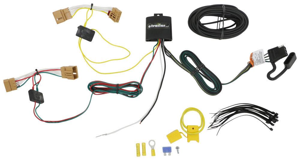 volkswagen atlas   vehicle wiring harness   pole flat trailer connector