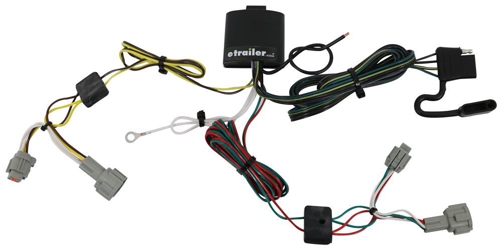 2017 Nissan Rogue Sport Custom Fit Vehicle Wiring