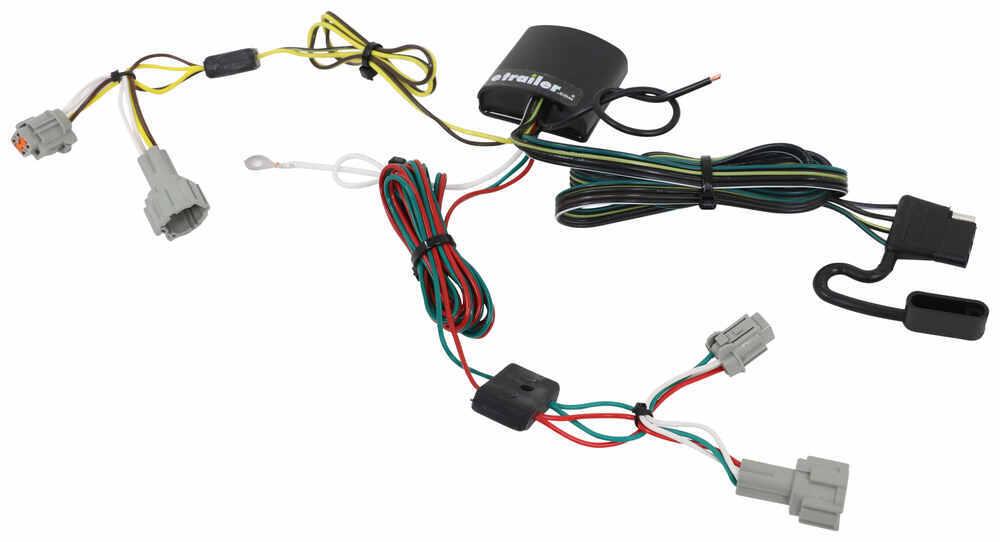 2017 nissan rogue sport custom fit vehicle wiring tekonsha 2005 nissan xterra trailer wiring harness nissan rogue trailer wiring harness #3