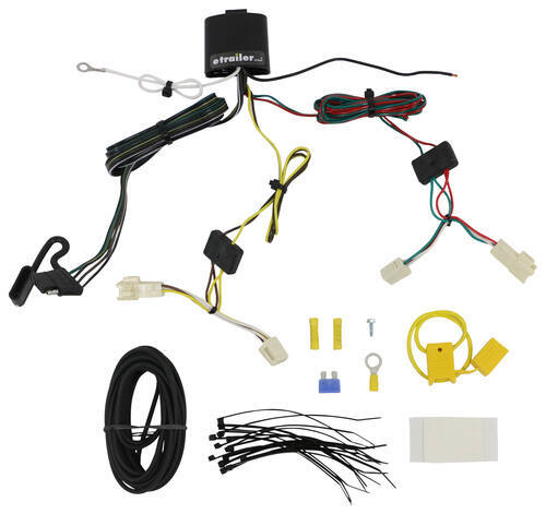2018 toyota camry t one vehicle wiring harness with 4 pole. Black Bedroom Furniture Sets. Home Design Ideas