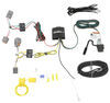T-One Vehicle Wiring Harness with 4-Pole Flat Trailer Connector Powered Converter 118770