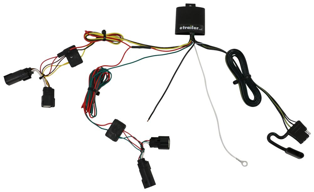 jeep grand cherokee trailer wiring harness  jeep  wiring
