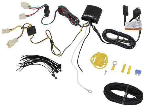 2019 toyota rav4 t one vehicle wiring harness with 4 pole. Black Bedroom Furniture Sets. Home Design Ideas