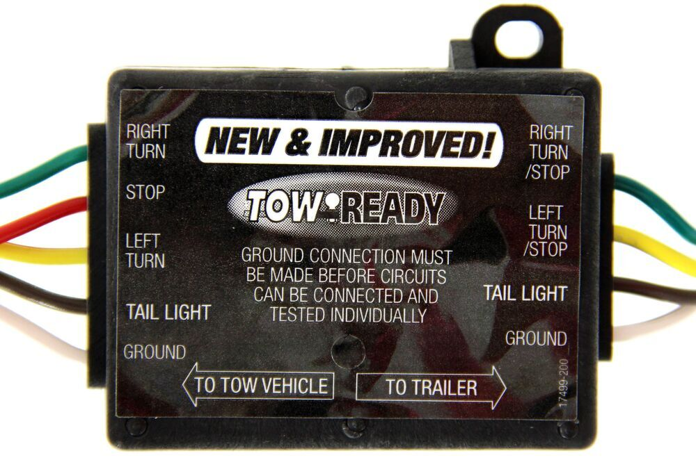 Upgraded Tail Light Converter With 4