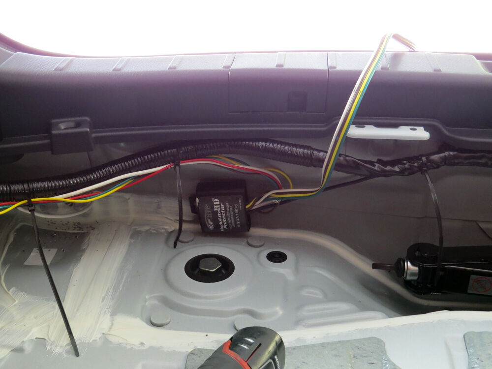 gmc acadia trailer wiring harness gmc acadia roof rack