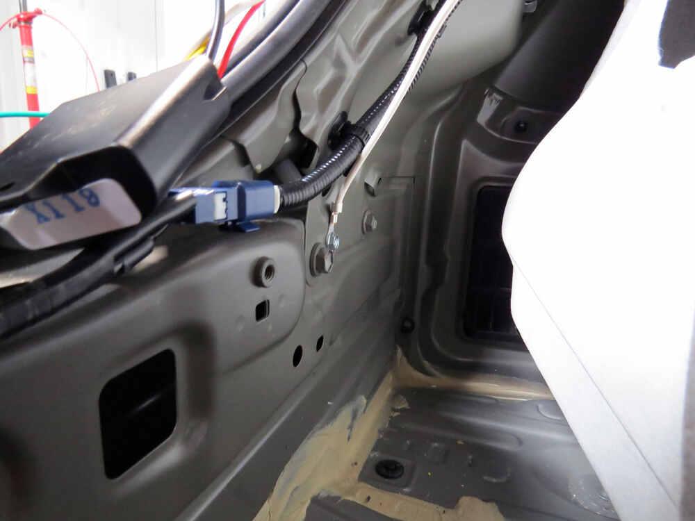 2013 Nissan Titan Trailer Wiring Harness : Nissan titan xd wiring tekonsha