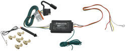 DISCONTINUED - Upgraded Circuit Protected Taillight Converter Hardwire Kit with 4 Pole End (Includes