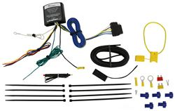 Modulite Power Converter 5-Way Flat and Circuit Protection with Hardwire Kit and Tester