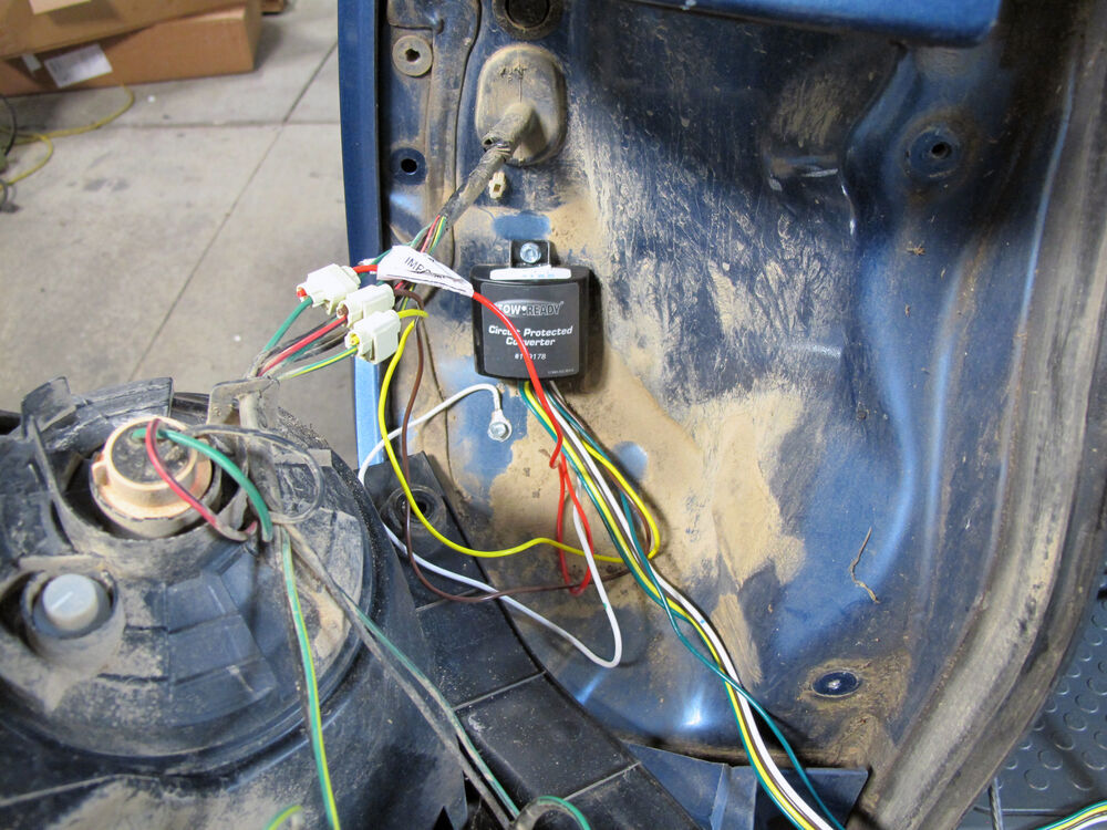Oldsmobile Intrigue Wiring Harness Towing on