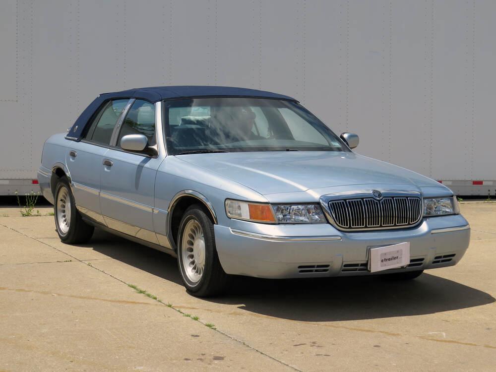 2000 Mercury Grand Marquis Wiring