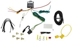 Upgraded Circuit Protected ModuLite with 4 Pole Harness and Hardwire Kit - Includes Tester