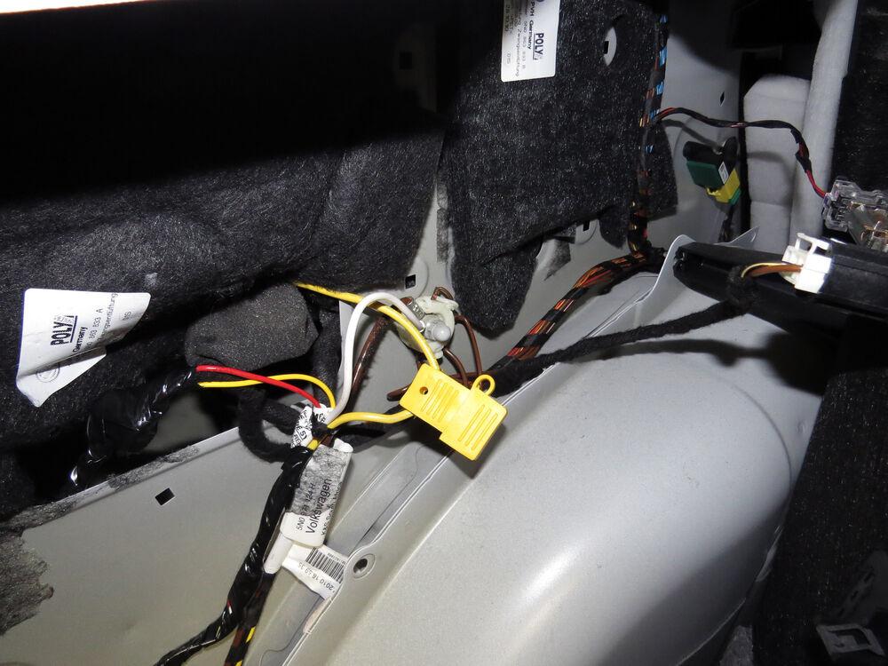 2013 Volkswagen Tiguan Wiring