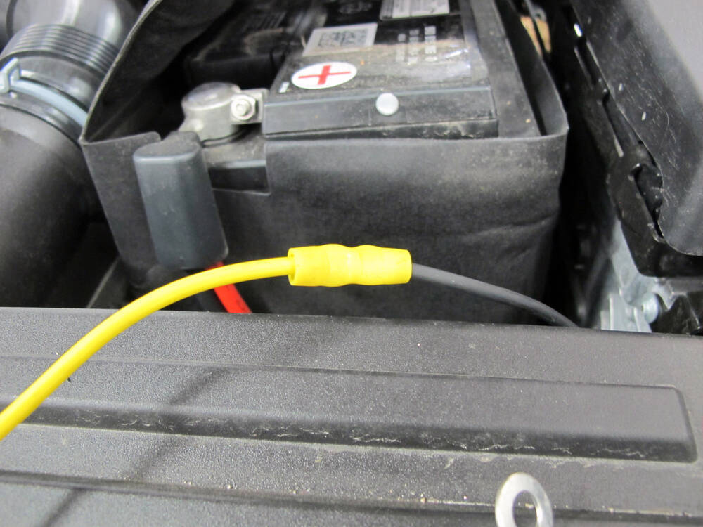 Vw Passat Trailer Wiring Harness : Ford c max wiring tow ready