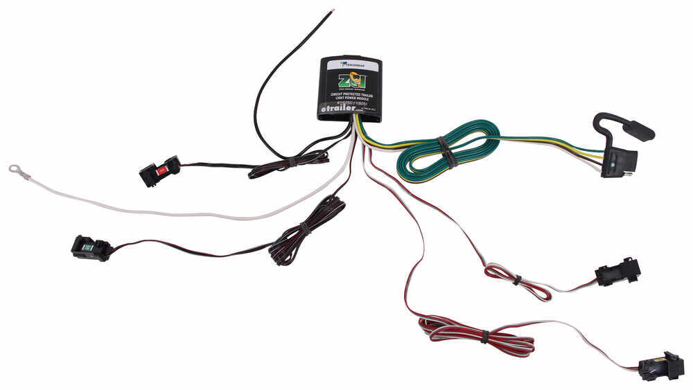 zci circuit protected vehicle wiring harness w   4