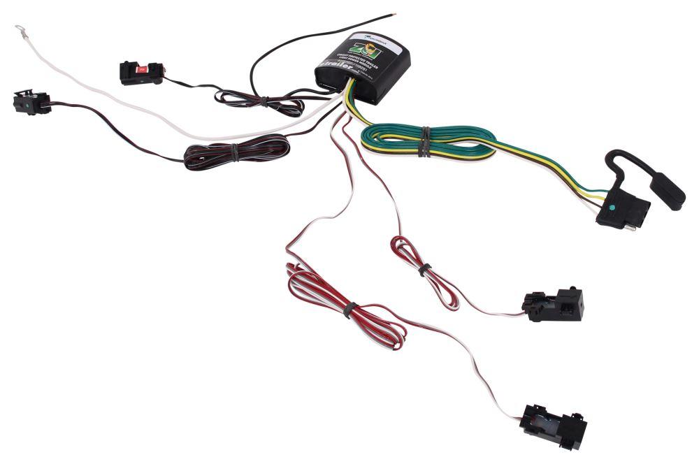 2007 toyota sequoia custom fit vehicle wiring tekonsha
