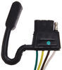 Tekonsha Plug and Lead Wiring - 119250KIT