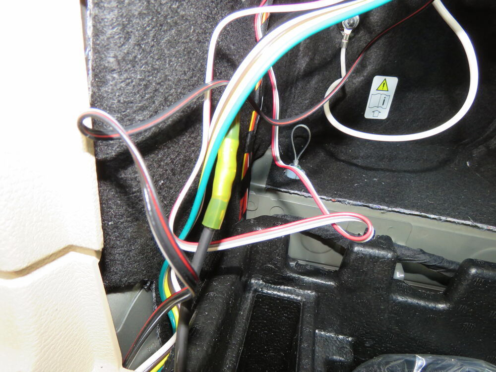audi q5 trailer wiring harness installation audi q5 towing