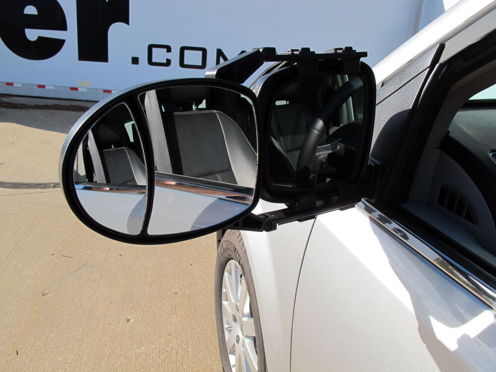 2014 chrysler town and country custom towing mirrors cipa. Black Bedroom Furniture Sets. Home Design Ideas