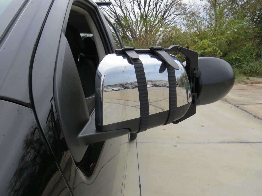 2017 gmc canyon cipa universal fit dual view towing mirror. Black Bedroom Furniture Sets. Home Design Ideas