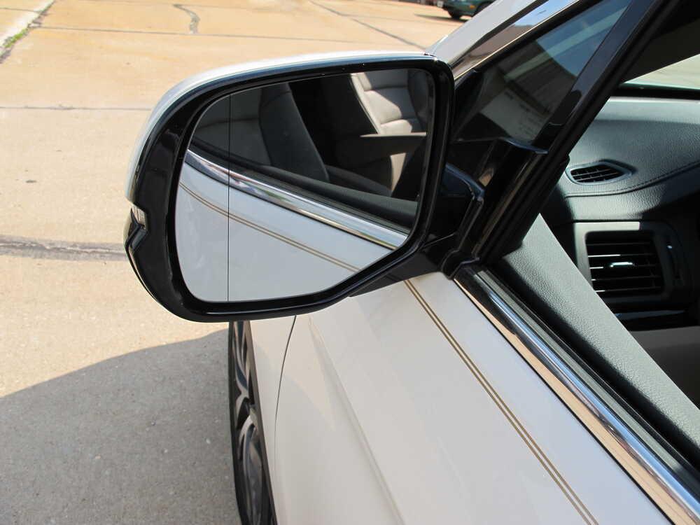 2016 honda pilot custom towing mirrors cipa for Custom mirrors