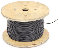 12 Gauge Black Primary Wire - per foot