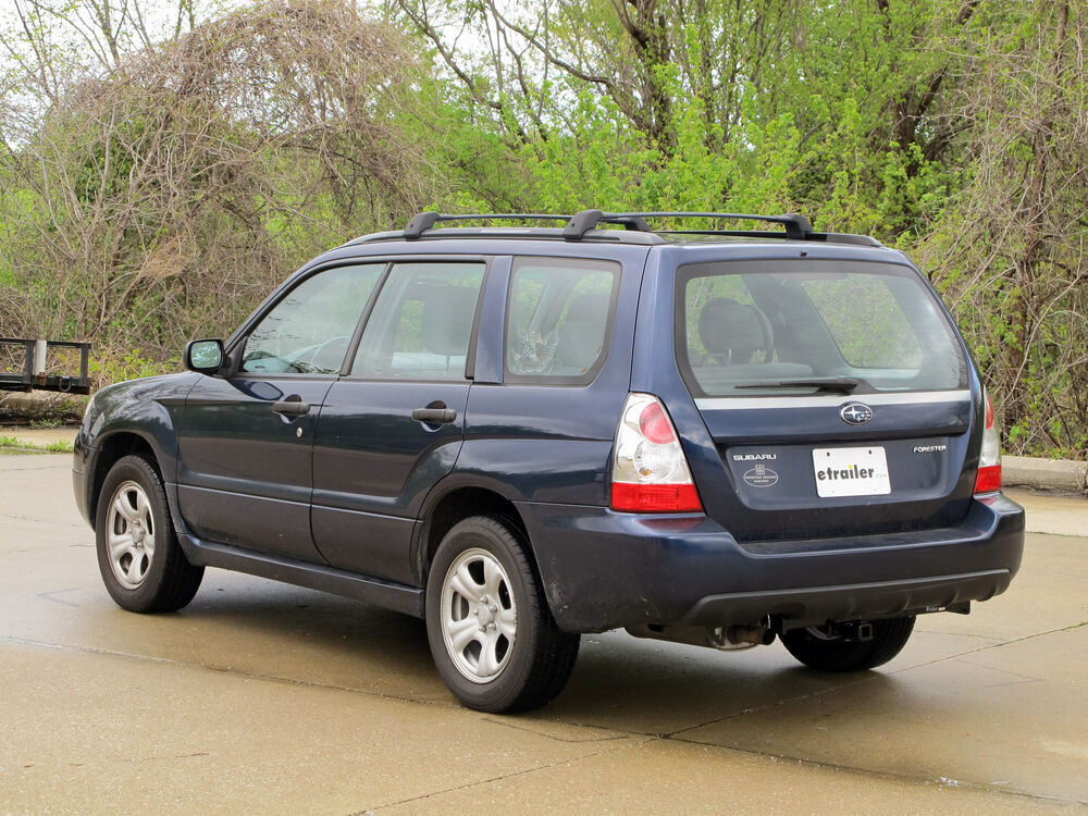 2001 Subaru Outback Custom >> 2006 Subaru Forester Curt Trailer Hitch Receiver - Custom Fit - Class II - 1-1/4""
