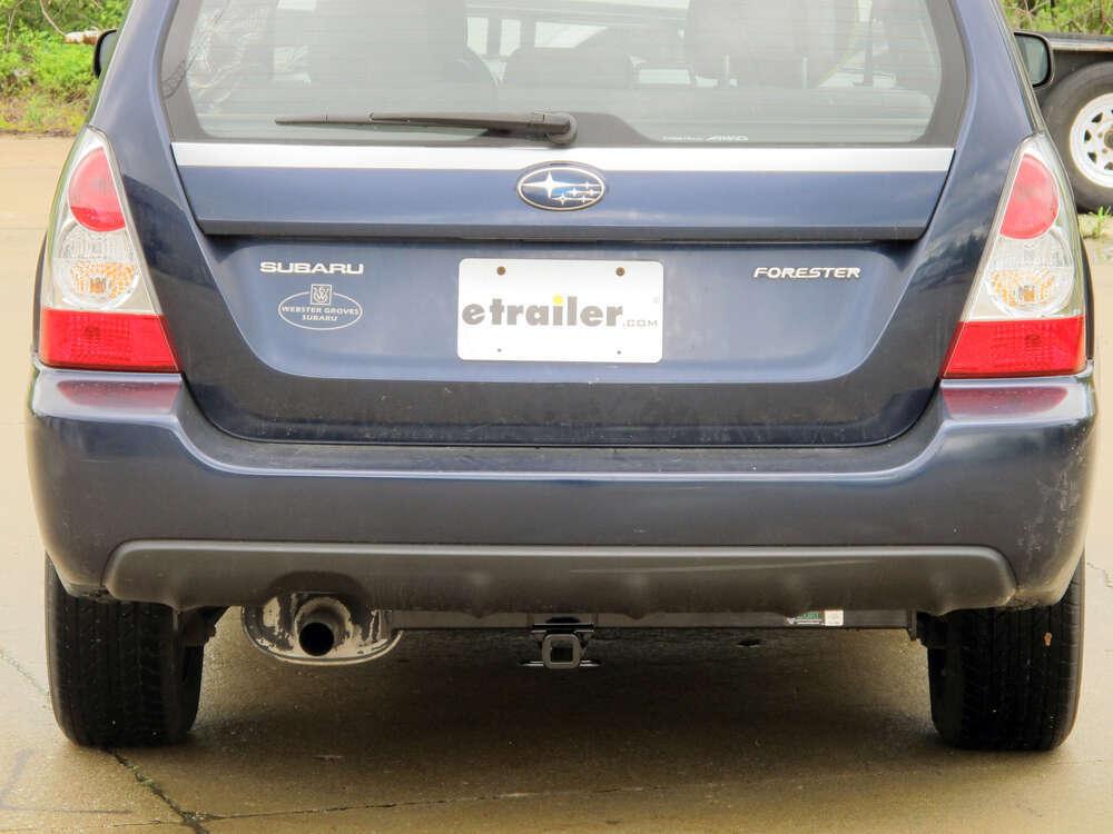 2006 Subaru Forester Curt Trailer Hitch Receiver Custom