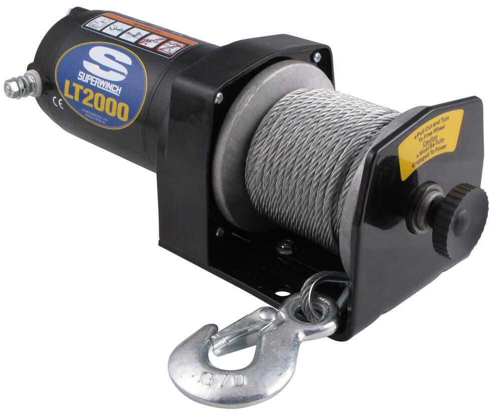 Compare Superwinch Ex1 Vs Lt2000 1500 Wiring Diagram Electric Winch 1220210