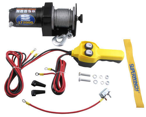 Compare Superwinch LT2000 vs Superwinch Terra | etrailer.com on