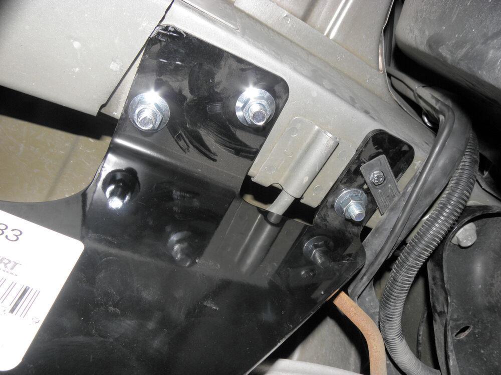 2006 Pontiac G6 Curt Trailer Hitch Receiver Custom Fit
