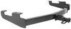 Side View of Curt Class II Trailer Hitch Receiver with Drawbar