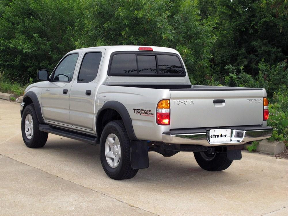 2002 Toyota Tacoma Trailer Hitch Curt