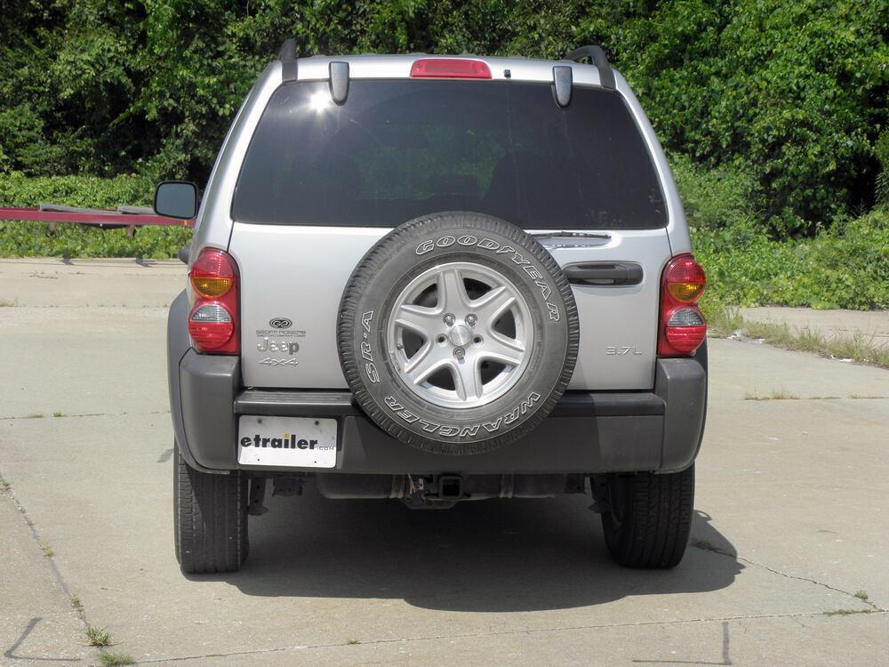 2003 Jeep Liberty Trailer Hitch