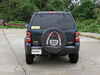 Curt 5000 lbs GTW Trailer Hitch - 13044 on 2005 Jeep Liberty