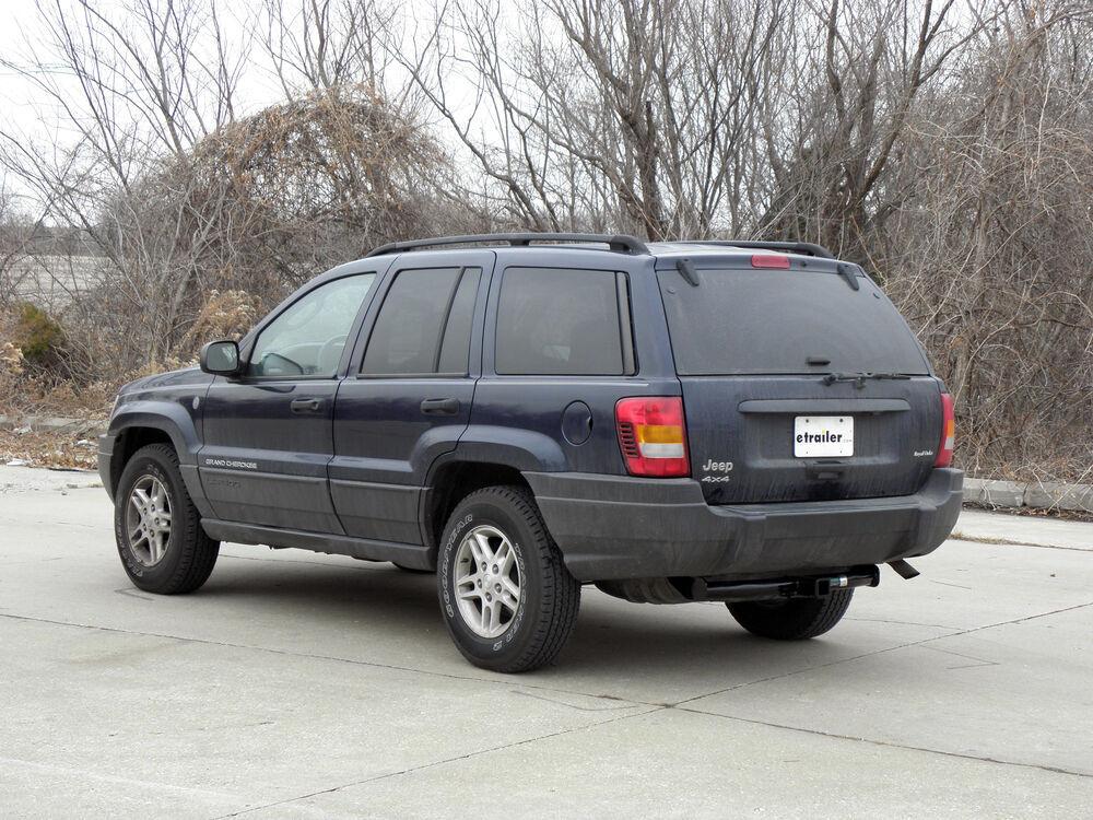 2000 Jeep Grand Cherokee Trailer Hitch