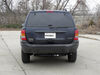 "Curt Trailer Hitch Receiver - Custom Fit - Class III - 2"" Visible Cross Tube 13051 on 2004 Jeep Grand Cherokee"
