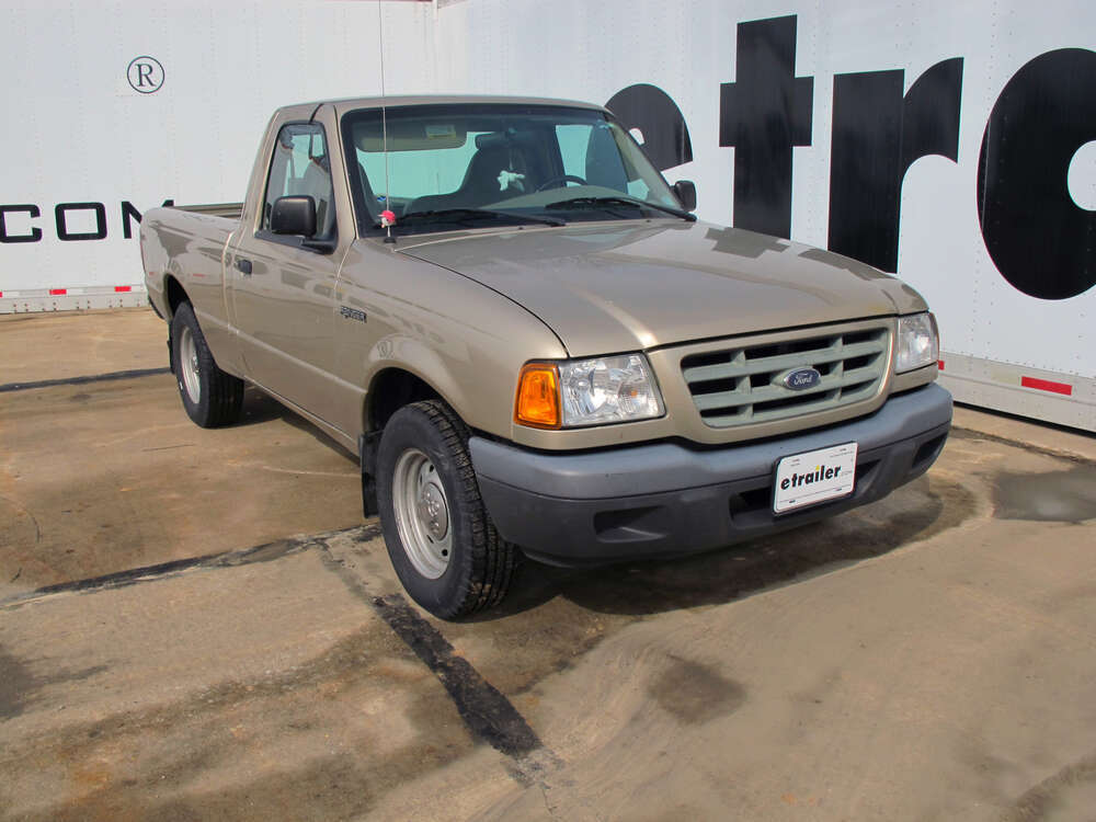 1998 ford ranger curt trailer hitch receiver custom fit class iii 2. Black Bedroom Furniture Sets. Home Design Ideas